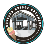 Covered Bridge Creamery | Long Grove, IL Logo